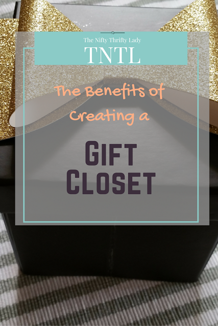 How to create and shop for a gift closet