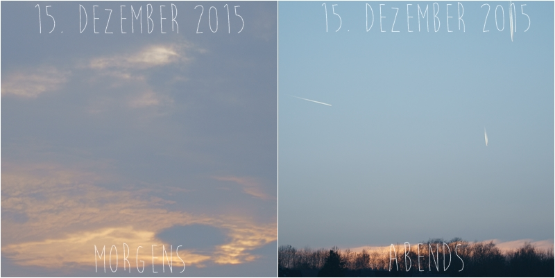 Blog + Fotografie by it's me! - Himmel am 15.12.2015