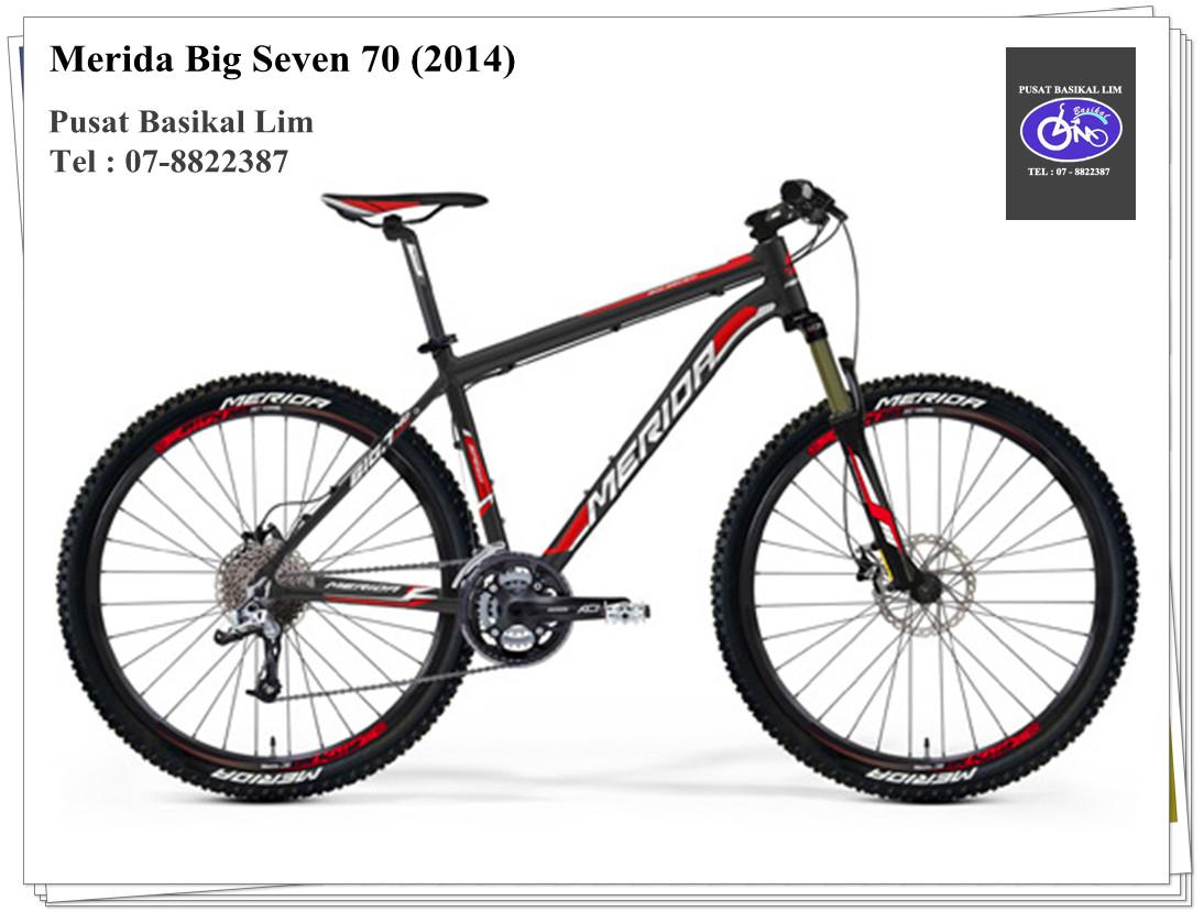 Merida Big Seven 70