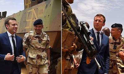 Macron-Mali