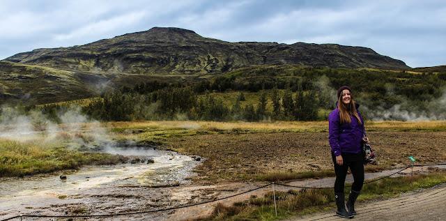 Geysers, Iceland
