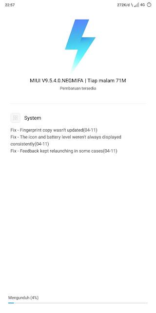 Update ROM GLOBAL STABIL V9.5.4.0