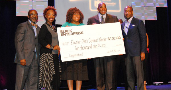 Black Enterprise Elevator Pitch Business Grant Competition