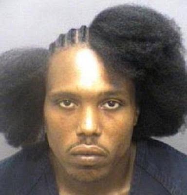 Gangsta Frisur  lustige Bilder