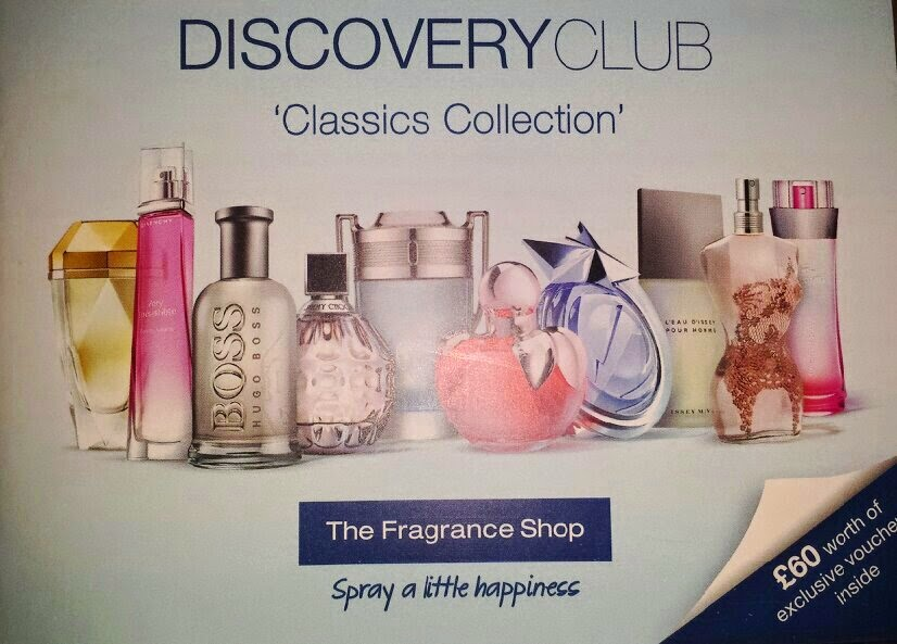 Discovery Club Classics Collection - The Fragrance Shop
