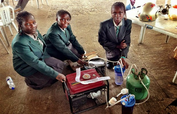 Electricity From Urine Discovered By Four Young Girls