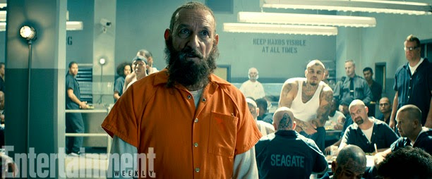 "Ben Kingsley regresa como Trevor Slattery / El Mandarín en ""All Hail the king"""