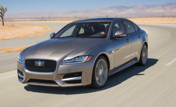 2019 Jaguar XF 20d Diesel AWD Review
