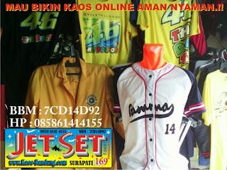 Bikin Baju BaseBall Bandung