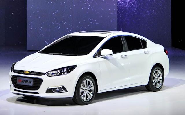 GM Cruze Turbo chega no 2º semestre de 2016
