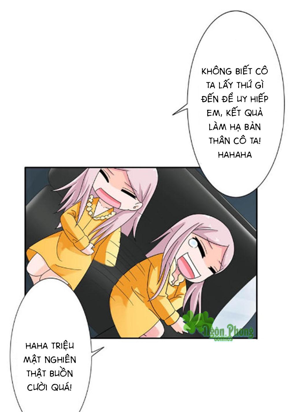 Em Vẫn Còn Nhỏ Chap 86 - Trang 10