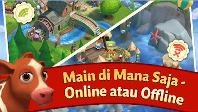 FarmVille 2 Country Escape Mod Unlimited Key Offline Apk v7.8.1569