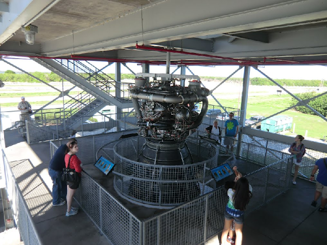 LC-39 Observation Gantry no Kennedy Space Center em Orlando