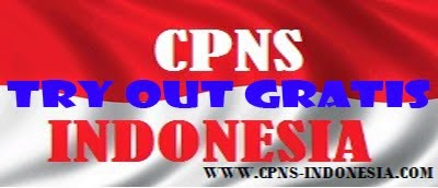 Try Out CPNS Online (Latihan Soal CPNS dan Jawabannya)