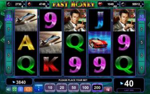 Jucat acum Fast Money Slot Online