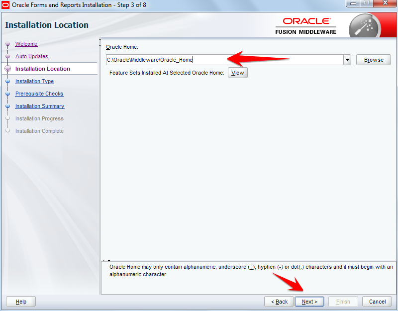Md Abdul Quium Hossain: Installing Oracle Forms and Reports