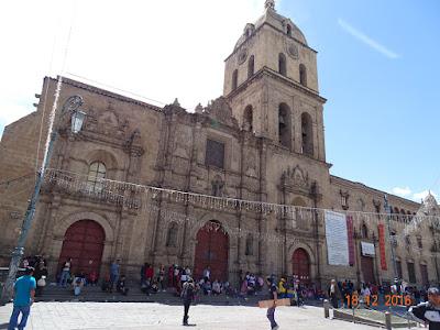 Igreja e Convento de São Francisco - La Paz, Bolivia