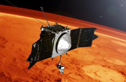 MAVEN Mars probe