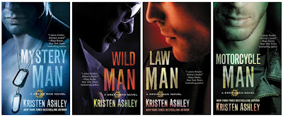 Review: Dream Man Series by Kristen Ashely