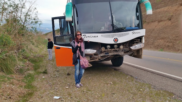 Bus, broken, Bolivia, South America, Travel, Explore, Bucketlist, Trip, The Purple Scarf, Melanie.Ps, Toronto, Ontario, Canada