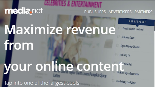 Media.net Review for Publishers: Yahoo! Bing Ad Network as Best AdSense Alternative