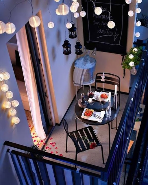 Ideas For Decorating Small Balconies 12