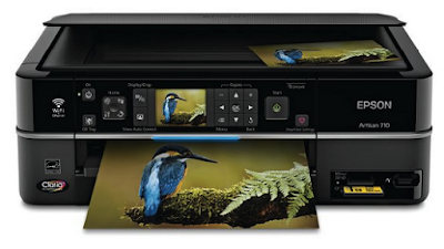 Epson Artisan 710 Driver Download and Review