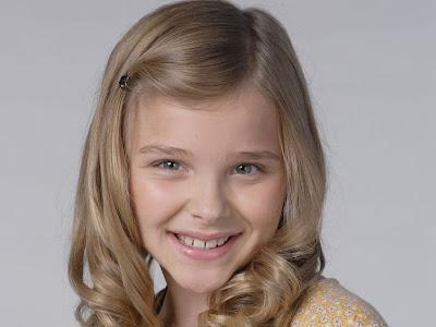 Chloe Moretz hot