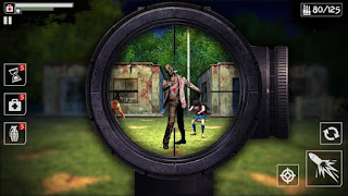 Dead Zombies Shooting Game V1.1 MOD Apk ( Unlimited Money )