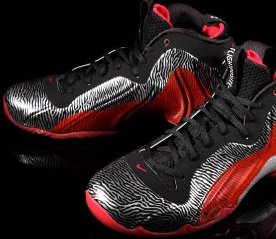 best sneakers a196d 7724d Nike Air Flightposite I Exposed