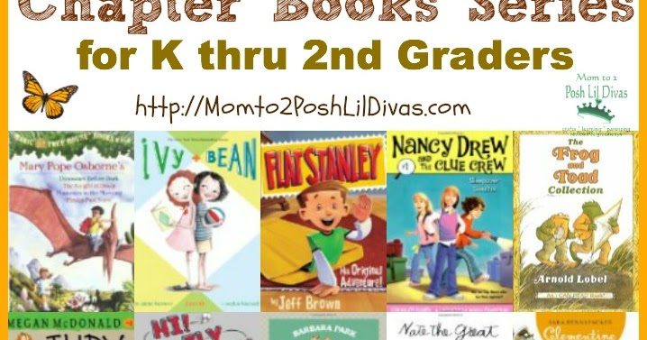 Mom To 2 Posh Lil Divas K Thru 2nd Grade Chapter Book Series Our