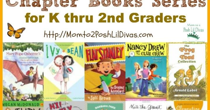 Mom to 2 Posh Lil Divas: K thru 2nd Grade Chapter Book ...