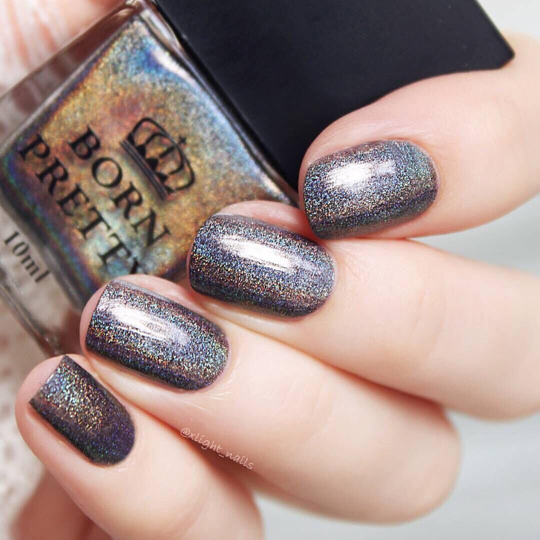 Born Pretty Store Blog: Selecting One Holographic Nail Polish to ...