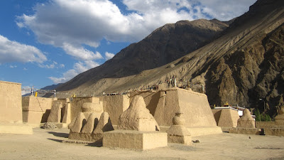 Aditi travelled on an   IndiaTravel; Tabo: An Alternative Guide.