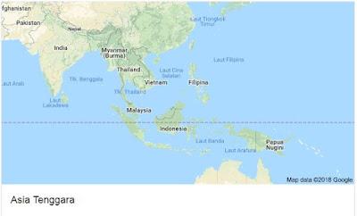 negara di asia tenggara