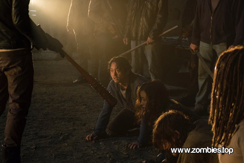 Episodio 1 de The Walking Dead