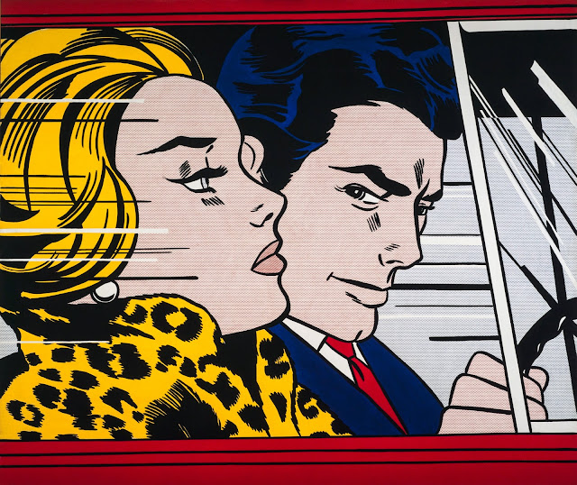 Pop Art hits Sydney. Rachel Hancock @retrogoddesses. Roy Lichtenstein artist.