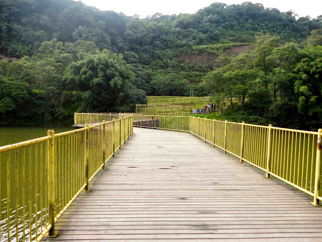 Parque Natural do Pedroso em Santo André