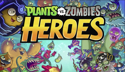 Plants vs. Zombies Heroes Mod Apk v1.30.4 Unlimited Money Sun Terbaru