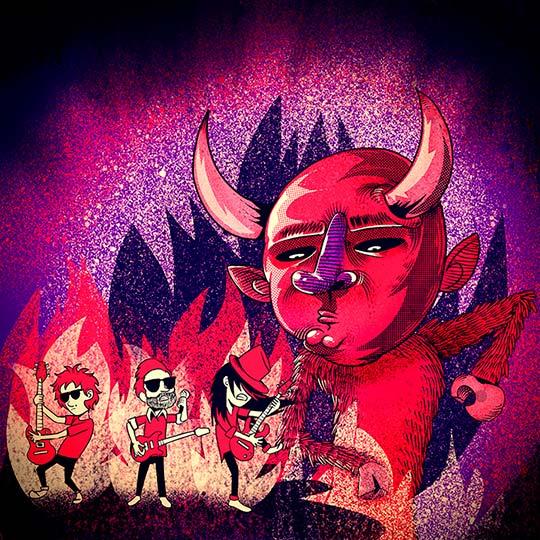 Ilustración de Abel Barriga