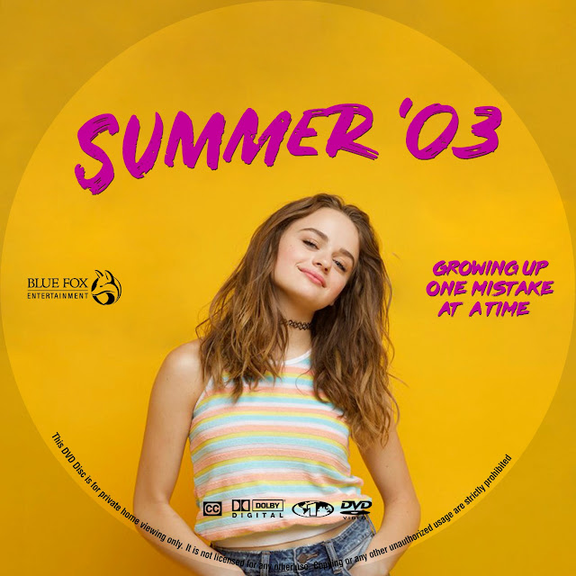 Summer '03 Label Cover
