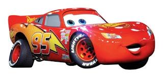 Gratis Gambar McQueen Mobil Balap