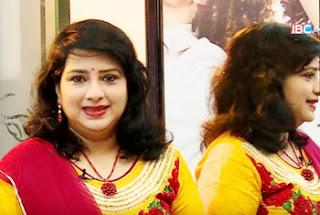 Arokiyame Azhagu   Party Makeup With Saree   IBC Tamil Tv