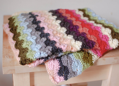 Dreamy Crochet Blanket - Free Pattern