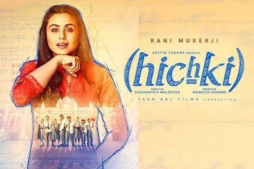 Best Tak Filem Hindi Hichki?