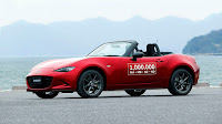 Mazda Kicks Off Millionth Miata Celebration Tour At Laguna