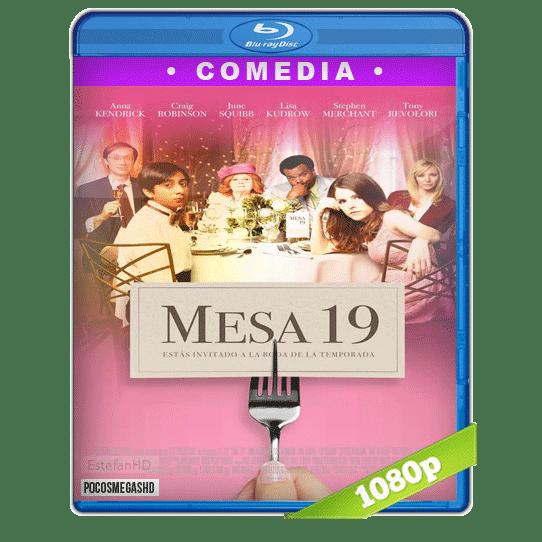Mesa 19 2017 full hd brrip 1080p audio dual latino for Table 19 imdb