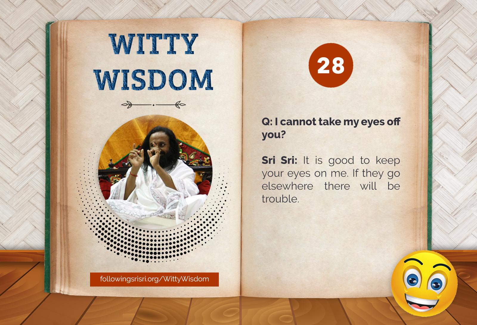 Eyes | Witty Wisdom