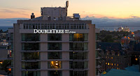 DoubleTree by Hilton Hotel & Suites Victoria