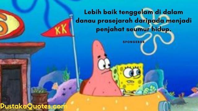 Kata Kata Konyol Spongebob